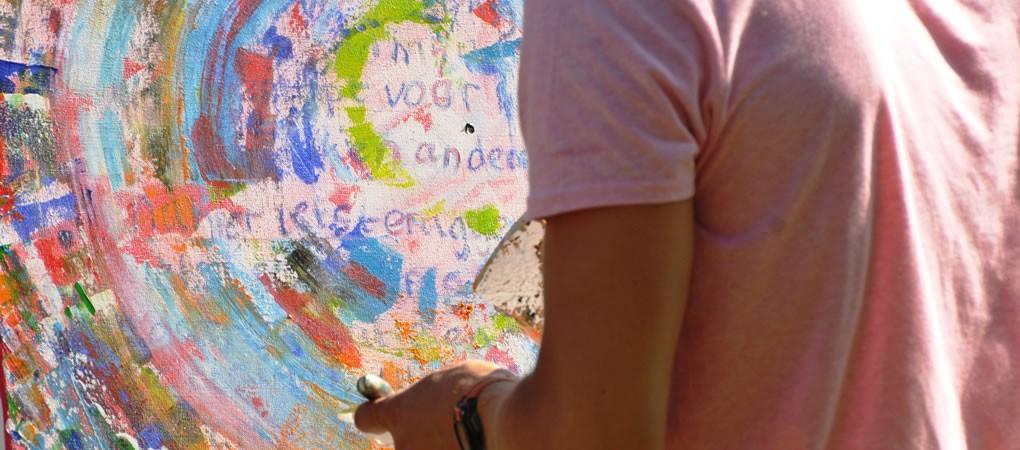 Schilderen en bewust-zijn in Frankrijk