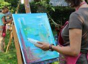 11 mei Workshop Intuitief Schilderen
